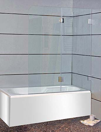 duschwand glas f r badewanne energiemakeovernop. Black Bedroom Furniture Sets. Home Design Ideas