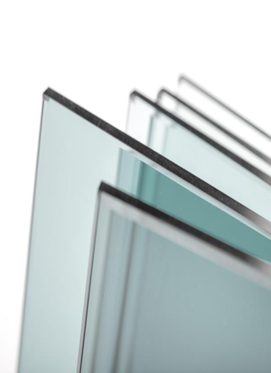 Duschen nach Glas Art