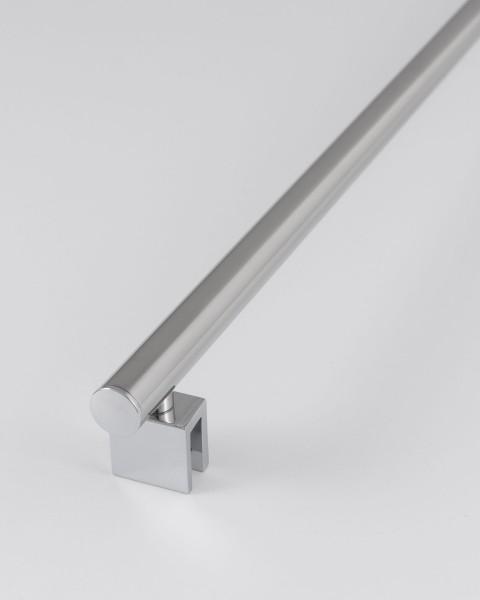 A/SUL160-cr, Wandarmset gerade, verchromt, L=160cm