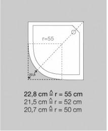 Radius messen