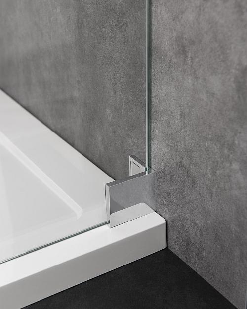Wandbefestigung Pendeltür Dusche für Duschkabine